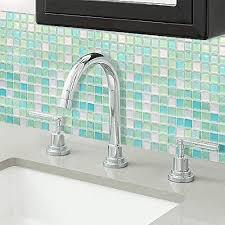 yoillione 3d fliesenaufkleber mosaik bad fliesenfolie küche
