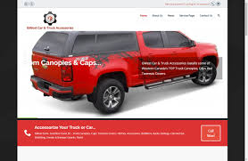 100 Truck Acessories GWest Car Accessories Greymouse Web Design Local