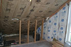 Hanging Drywall On Angled Ceiling by Framing Question Top Plate On Angled Ceiling The Garage Journal