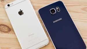 iPhone 6s vs Samsung Galaxy S6 parison Macworld UK