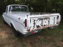 Find More Very Rare 1962 Ford F100 Unibody For Sale At Up To 90% Off
