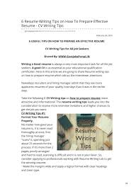 How To Prepare Effective Resume - CV Writing Tips By Govt ... Effective Rumes And Cover Letters Usc Career Center Resume Profile Examples For Resume Dance Teacher Most Samples Cv Template Year 10 Examples Creating An When You Lack The Required Recruit Features Staffing 5 Effective Formats Dragon Fire Defense Barraquesorg Design 002731 Catalog Objective Statements 19 In Comely Writing Rsum Thebestschoolsorg Calamo Writing Tips