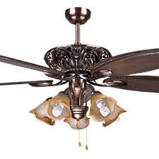Harbor Breeze Merrimack 52 Inch Ceiling Fan by Outdoor Ceiling Fan Shop Harbor Breeze Merrimack 52 In Antique