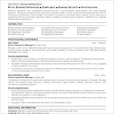 Retail Banking Resume Template For Bank Teller Perfect Investment Banker Sample With