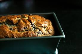 Maine Pumpkin Bread by Blueberry Quick Bread Maine Course