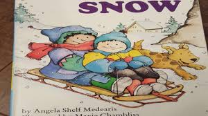 The Berenstain Bears Christmas Tree Dvd by Here Comes The Snow Christmas Storybook For Kids By Angela Shelf