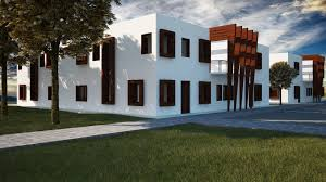 100 Modernhouse Modern House 3Ds Max And Revit File Architecture