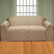 Sure Fit Sofa Covers Ebay by Damask Slipcover Ebay