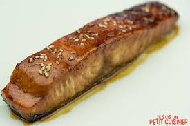 cuisine japonaise recette de saumon teriyaki cuisine japonaise