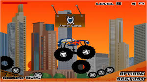 100 Destroyer Monster Truck Full Game In HD ALL Games