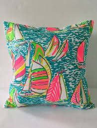 Lilly Pulitzer Bedding Dorm by Lilly Pulitzer Pillow Dorm Pillow Sunroom By Sweetbabyburpies