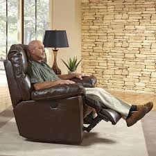 griffey power lay flat recliner by catnapper wolf and gardiner