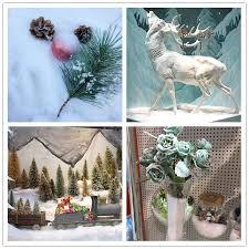 Flocking Powder For Christmas Trees by White Snow Flakes Artificial Fake Snow Flock White Powder For
