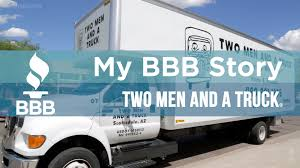 My BBB Story: Two Men And A Truck - YouTube Moving Company Seeking Bristol Area Franchisee News Two Men Still Truckin After 22 Years The Colorado Springs And A Truck Twomenbeaverton Twitter Filetwo Truckjpg Wikimedia Commons Two Men And Truck Moves Through 2017 Hitting Growth Goals Central Connecticut Wraps Up A Banner Year With Share If You Care Items Need For Shelter Animals Two Men And Truck Las Vegas Blog Page 7 Home Facebook Domestic Removals Dublin Movers Cookies