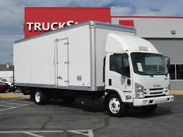 100 20 Ft Truck 19 ISUZU NQR FT BOX VAN TRUCK FOR SALE 595152