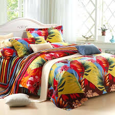 Quilts Sets Queen Palm Tree Bedding Owl Quilt Cover Set Size