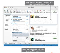 New Outlook for Mac version available from fice 365 portal