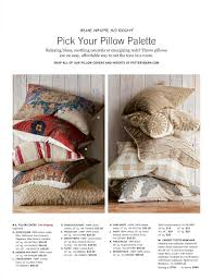 Pottery Barn Throw Pillow Inserts by Pottery Barn Spring 2017 D2 Page 106 107