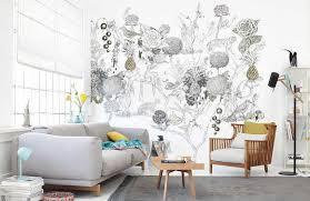 ideen für schöne tapeten living at home