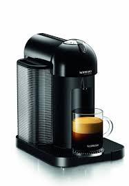 Amazon Nespresso GCA1 US BK NE VertuoLine Coffee And Espresso Maker Black Discontinued Model Kitchen Dining