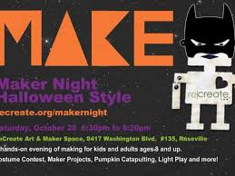Best Pumpkin Patch Near Roseville Ca by Oct 28 Family Maker Night Halloween Roseville Ca Patch