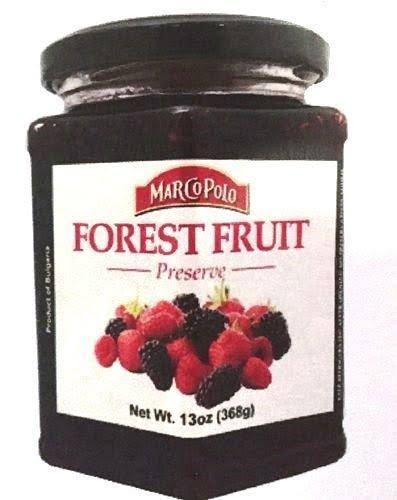 Marco Polo Forest Fruit Preserves - 13oz