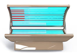 Sunquest Tanning Beds by Harmony Duo With Red Light Uv