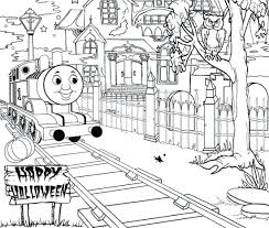 Thomas And Friends Coloring Pages Percy James Games Online Full Page Train Id Size