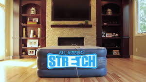 Aerobed With Headboard Full Size by Aerobed Stretch Technology Tips To Maintain Airbed Firmness