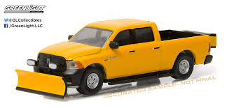 100 Salt Spreader For Truck Amazoncom GREENLIGHT 164 BLUE COLLAR COLLECTION 1 2014 RAM 1500