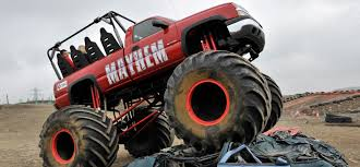 Drive A Monster Truck In Shropshire Weekday Only - Experience Days