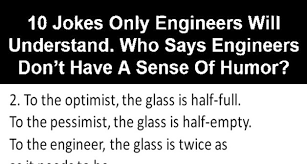 Jokes About Electrical Engineers