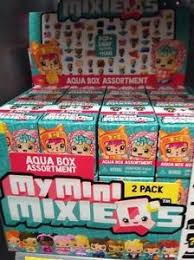 1 New In Package My Mini MixieQ s Aqua Box Mystery Blind Box 2