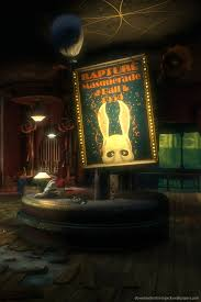 Download Bioshock Midnight In A Perfect World Wallpaper For iPhone 4