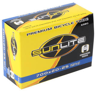 Sunlite Bicycle Tube - 700x20-25