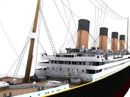Sinking Ship Simulator The Rms Titanic by Previews Of New Titanic Model In Ship Simulator 2008