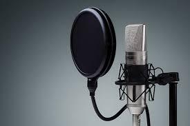 Studio Microphone Stock Photo Professional Recording