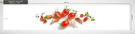 werbeseite wall2art de glasdesign für küche bad