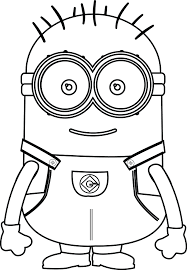 Small Fish Coloring Sheets Pages Butterfly Printable Cute Minions Page Full Size