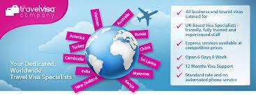 The Travel Visa Company Ltd Media 797951 Large Banner