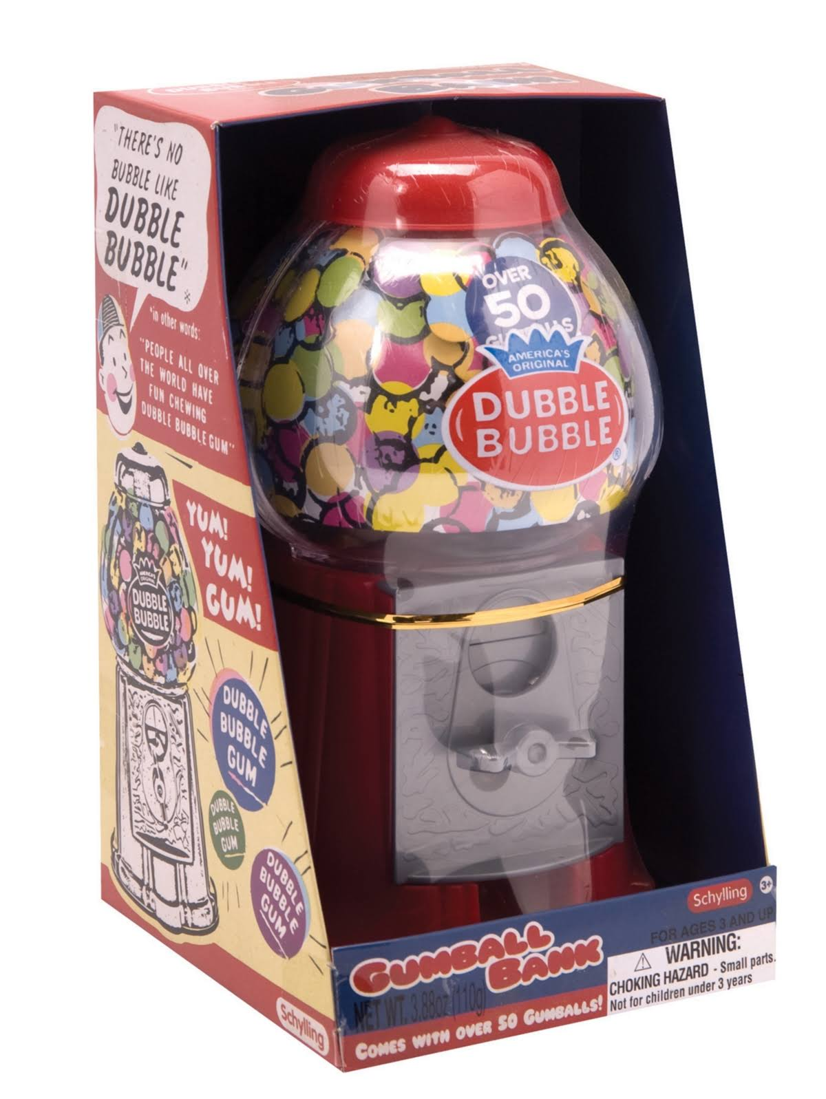 Schylling Gum Ball Bank