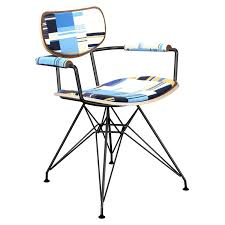 Nyekoncept Harvey Blue Stream Eiffel Dining Arm Chair Chrome ... How To Make Arm Chair Slipcovers For Less Than 30 Howtos Diy Vinyl Kitchen Chairs Blue Cool Garden Table And Covers Round For Hire Kids Cover Seater And Sashes Tie On Seat Pads Ding Room Cushions Outdoor Sets Folding Childrens Foldable Square Argos Small Strawberry Jam House Vintage Metal Makeover Live Parsons Chair Slipcover Tutorial How Make A Parsons Detail Feedback Questions About 6pcslot Printed Michael Murphy Home Furnishing White Gripper Non Target Back One Set Amazoncom Wooden Backrest Soft