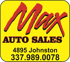 About Us | Max Auto Sales - Lafayette, LA New 2010 Ford F150 For Sale In Lafayette La 70503 Bbs Auto Sales Buy Here Pay 2007 Toyota Tundra Service Chevrolet Serving Crowley Breaux Bridge Used Car Factory Cars Trucks Dealership Information Old River Lake Charles Louisiana Hub City 2008 Gmc Sierra 1500 Caterpillar Ct660s Sale Price Us 71419 Year 2019 Silverado 2500hd Ltz Baton Rouge Cadillac