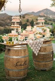 23 Creative Wedding Dessert Bar Ideas