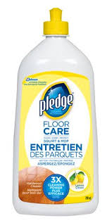 pledge hardwood cleaner floor care walmart canada