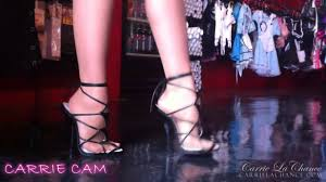 walking in 6 inch high heel stilettos youtube