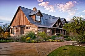 Texas Ranch Style Home Plans One Story Hill Country