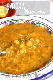 cuisine marocaine harira soupe harira marocaine recette traditionnelle recettes faciles