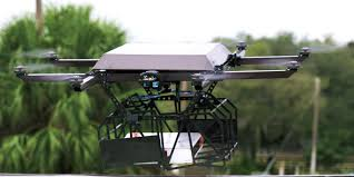 UPS Tests Drone Delivery System: An Electric Van | WIRED