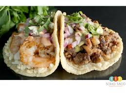 Surf & Turf | SOHO TACO